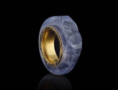 El anillo de más de 2000 años de antigüedad qué perteneció a Calígula